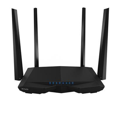 Tenda AC6 AC1200 Smart Dual-Band Wi-Fi Router-Routers-Gigante Computers