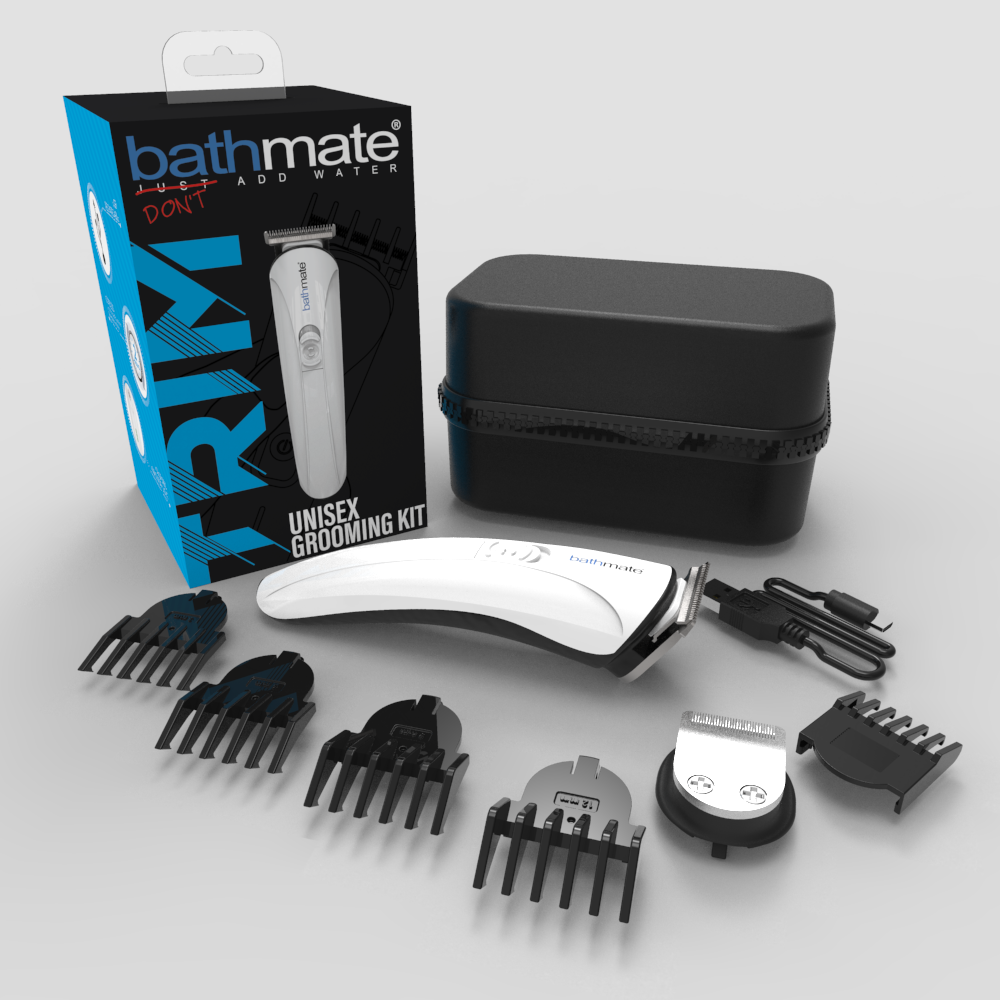 Bathmate Trim - Deluxe Grooming Kit