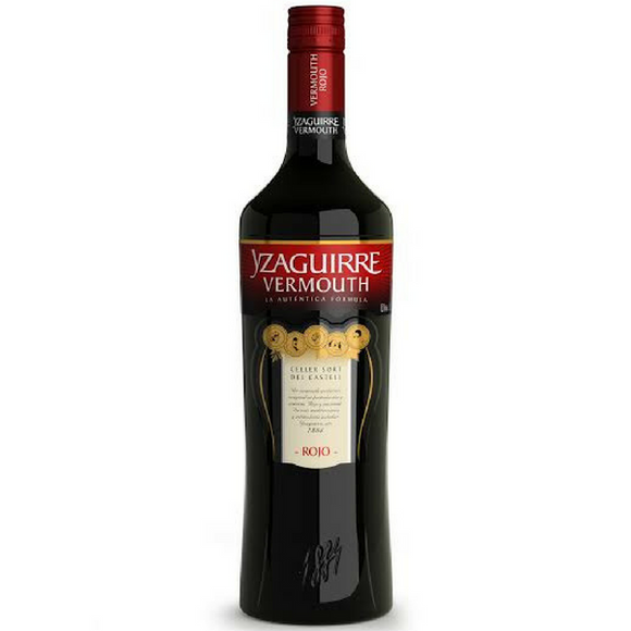 VERMOUTH YZAGUIRRE CLASSIC RED (1L)