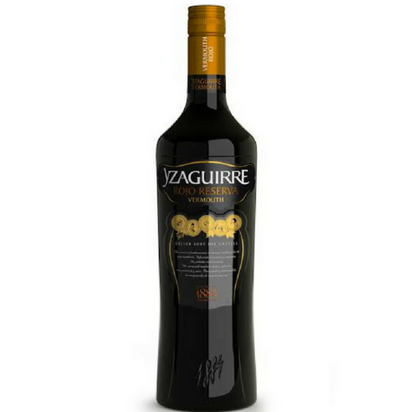 VERMOUTH YZAGUIRRE RED RESERVA (1L)