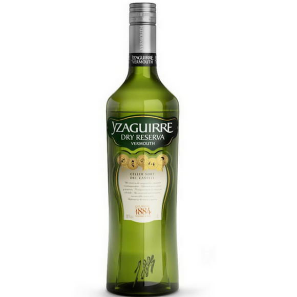 VERMOUTH YZAGUIRRE DRY RESERVA (1L)