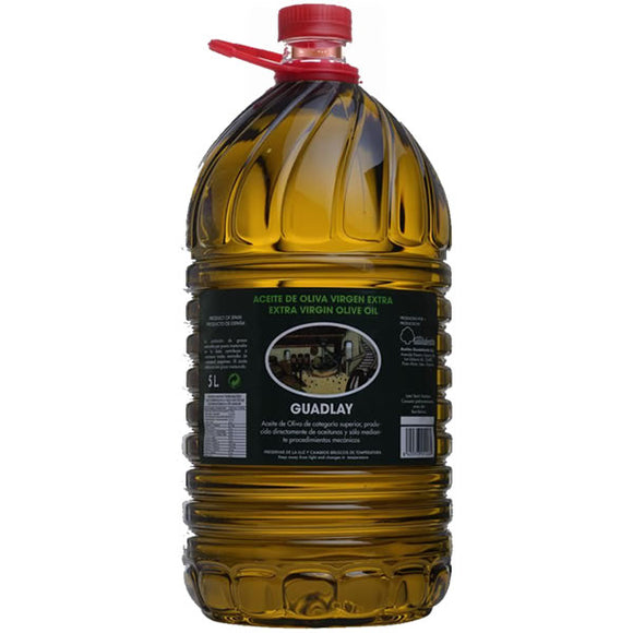 GUADLAY Extra Virgin Olive Oil (5L)