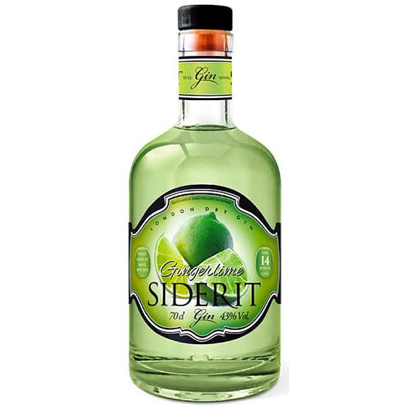 Siderit Citric Gin Gingerlime