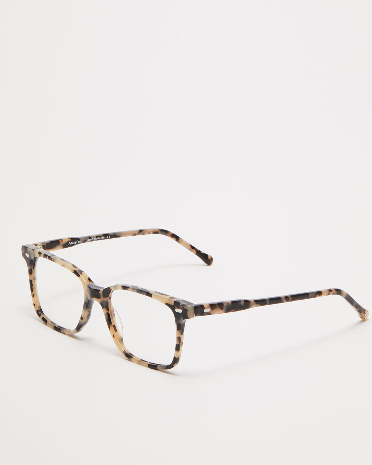 Article One Barbour in Pearl Tortoise