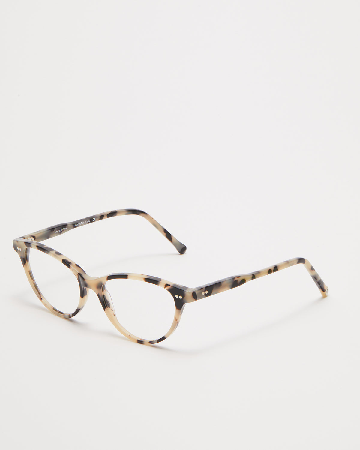 Article One LaBelle in Pearl Tortoise