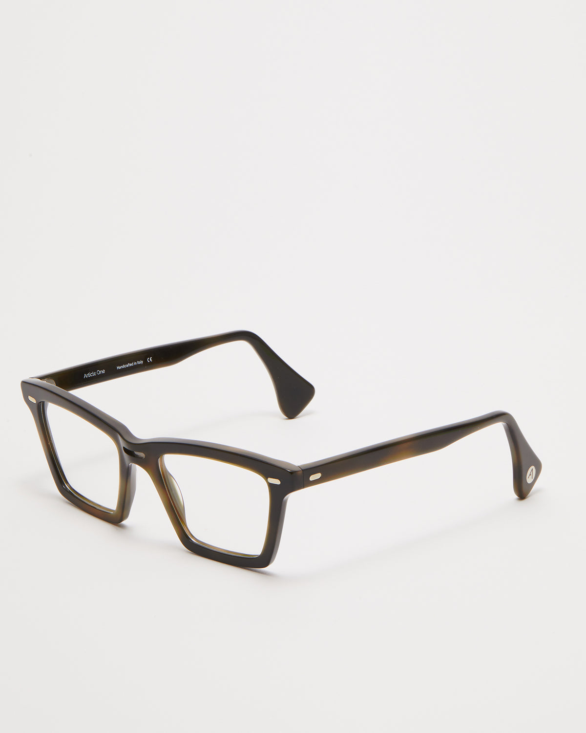 Article One Murray in Olive Tortoise