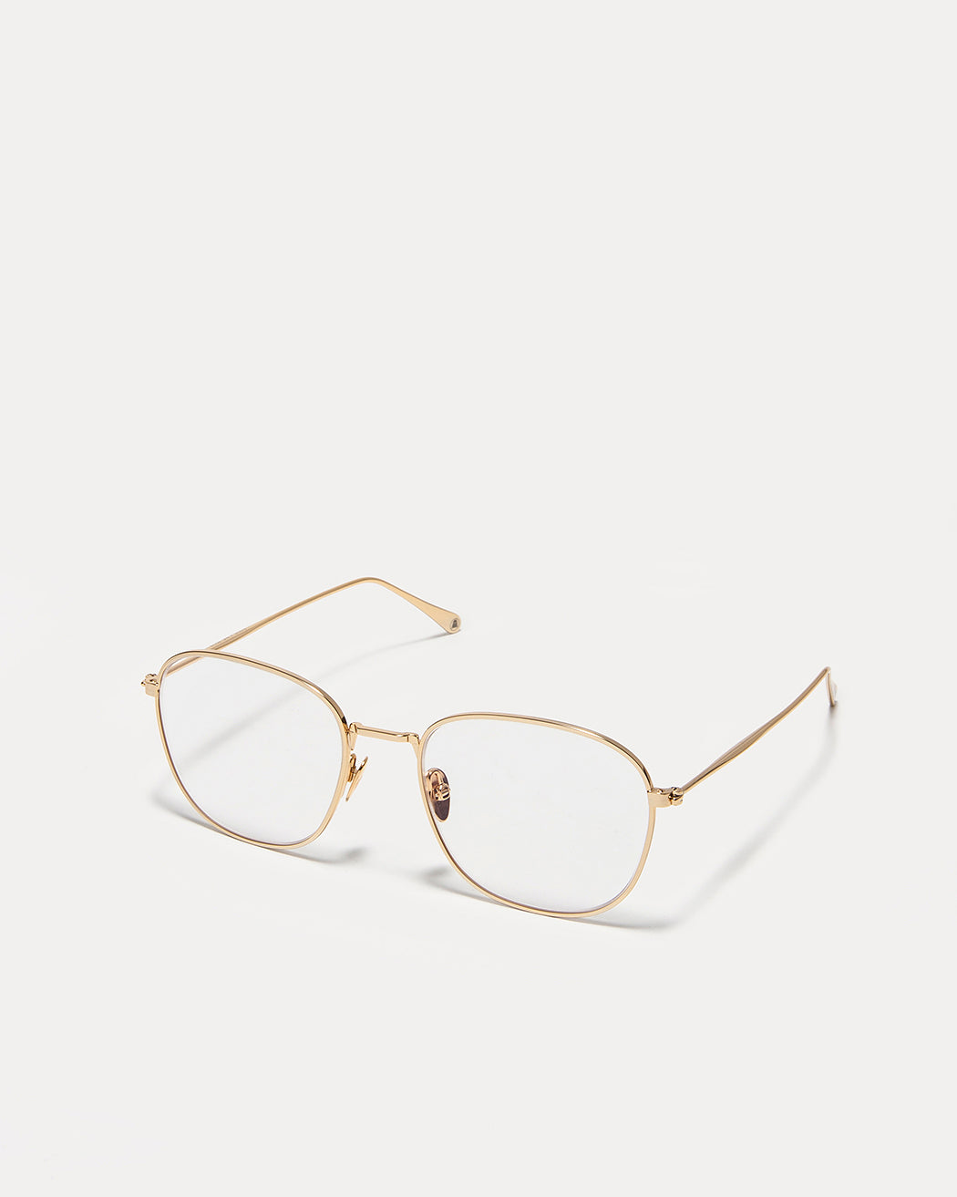 Article One Arcadia Optical in Gold