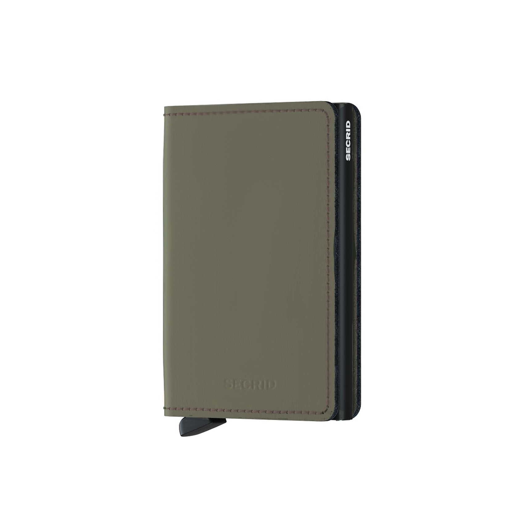 SECRID Slimwallet Matte Green Black