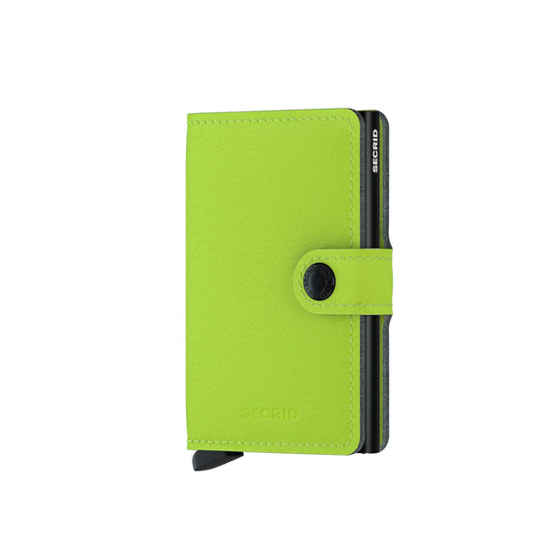 SECRID Miniwallet Yard Lime