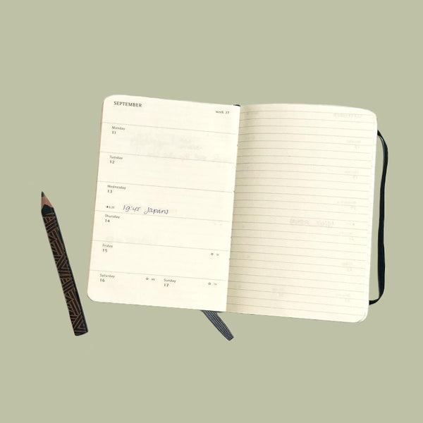 Design your own Moleskine journal Pocket