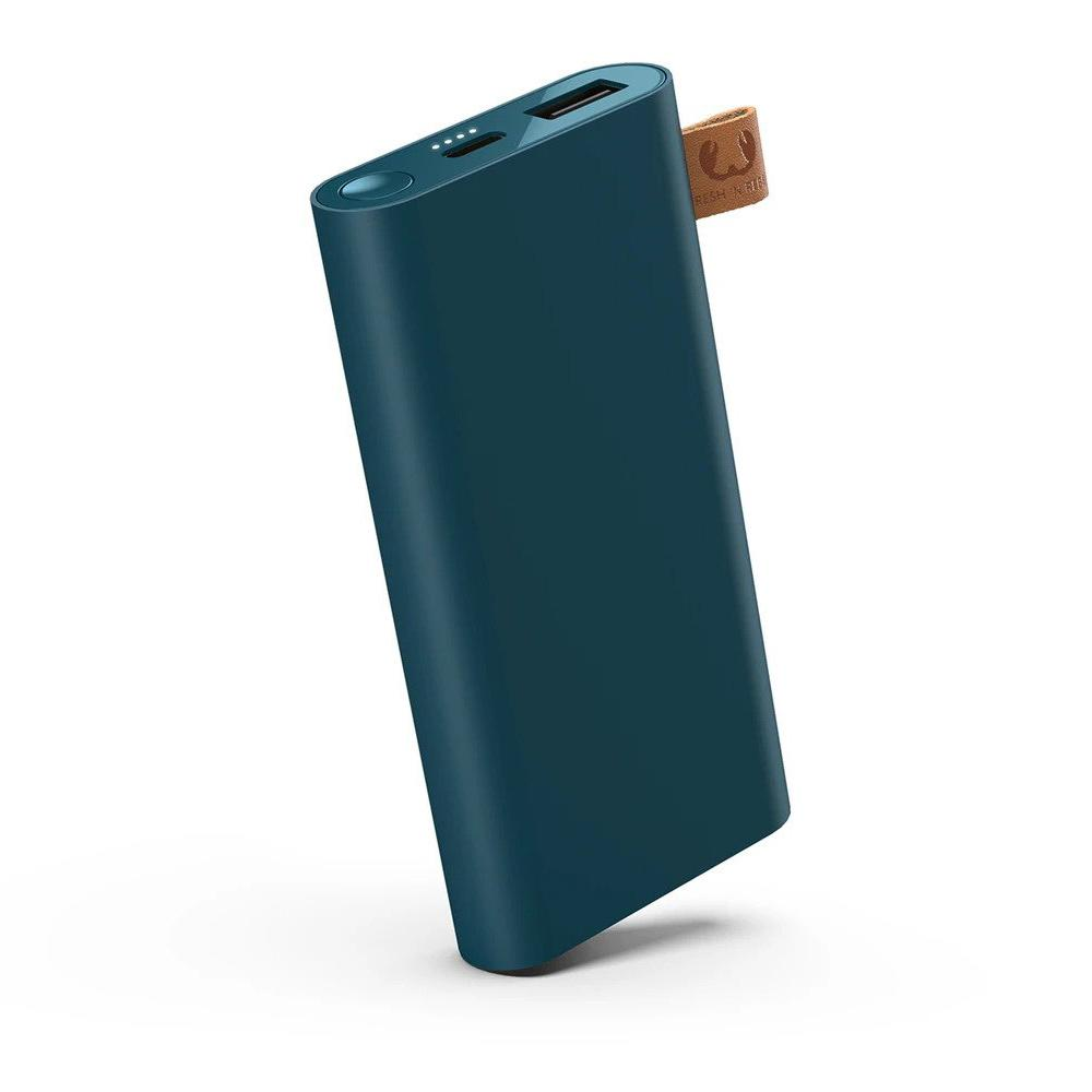 Fresh 'n Rebel powerbank petrol blue