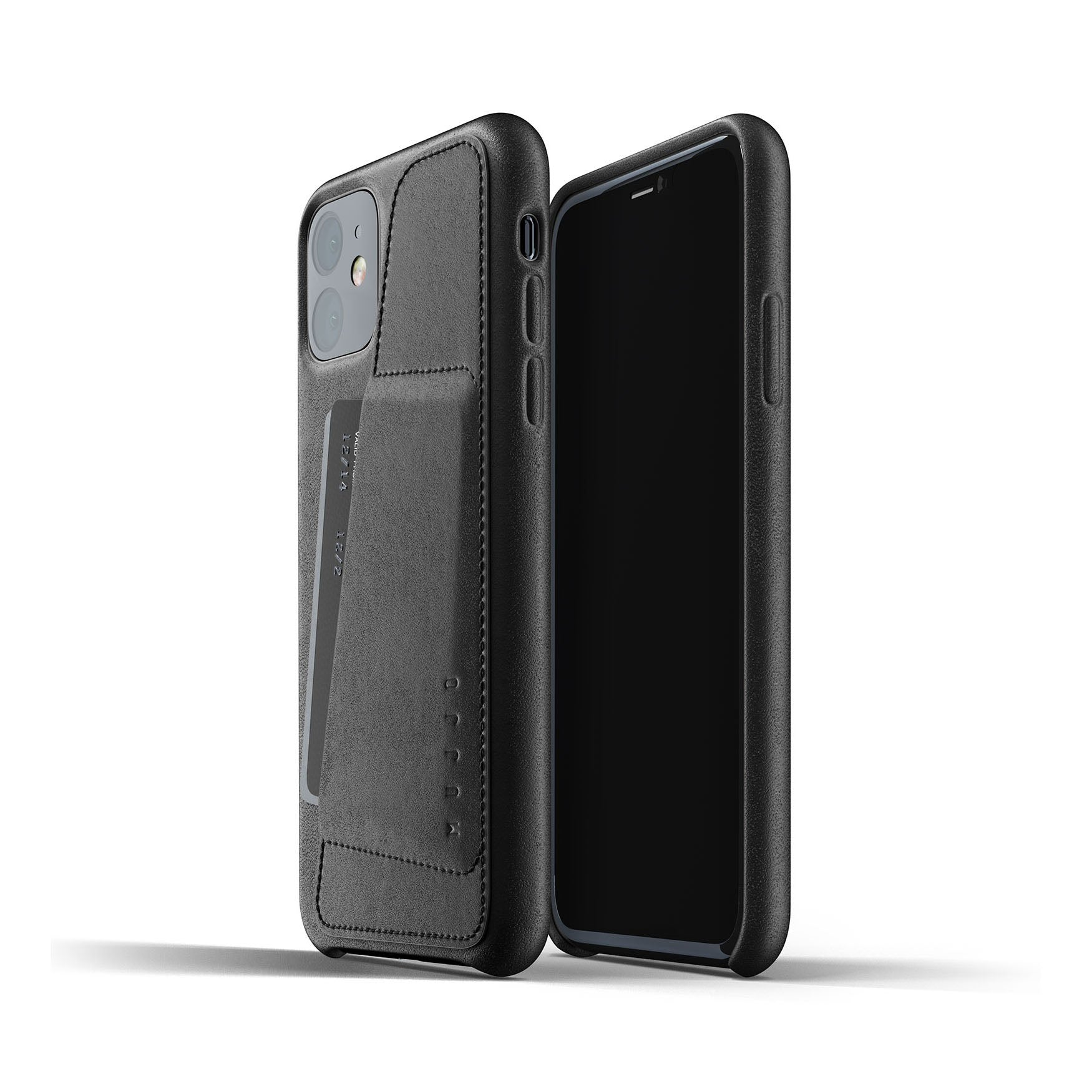 Ontwerp je eigen Mujjo iPhone 11 Wallet Case