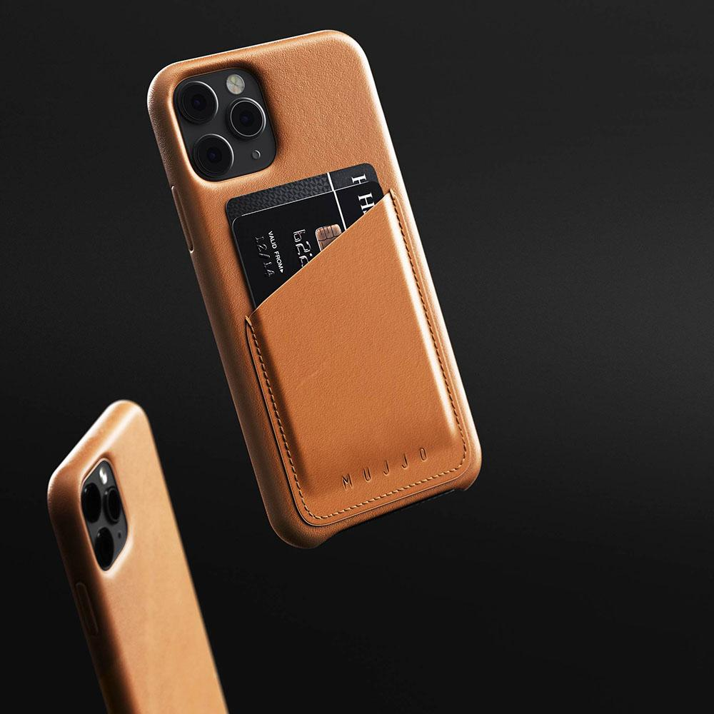 Ontwerp je eigen Mujjo iPhone 11 Pro Wallet Case