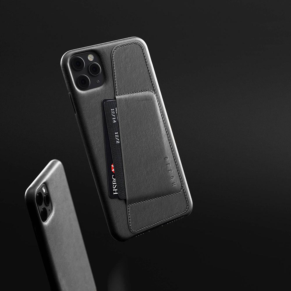 Ontwerp je eigen Mujjo iPhone Pro Max Wallet Case