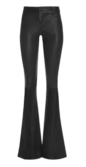 Alice + Olivia Leather Pants - Size 8