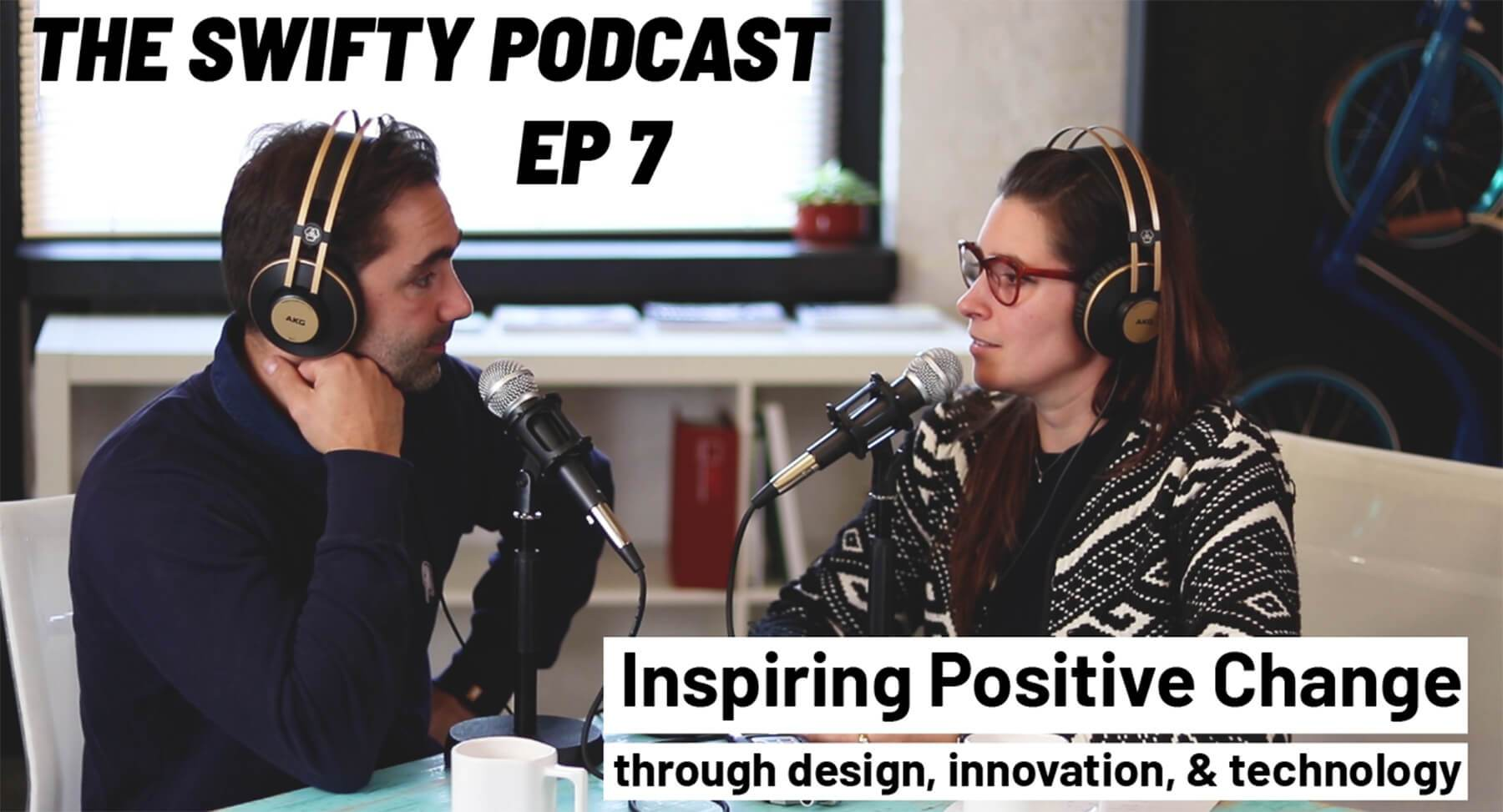 positive podcasts, design podcast