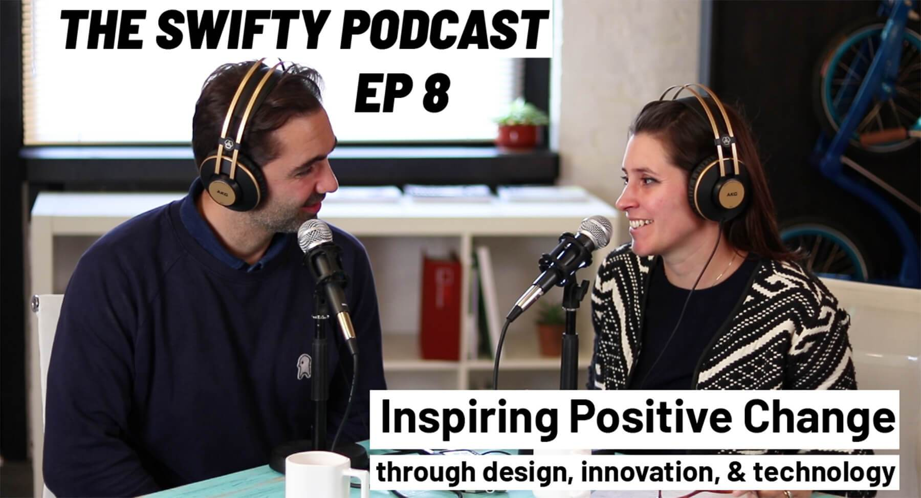 positive podcast, design podcast