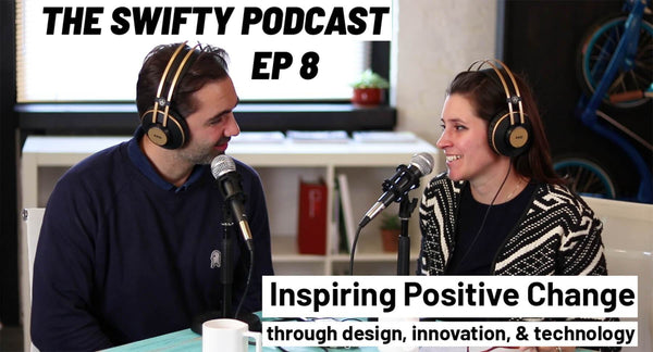 The Swifty Podcast Ep #8 - Are Dockless Shared E-scooters the Future of Transportation?