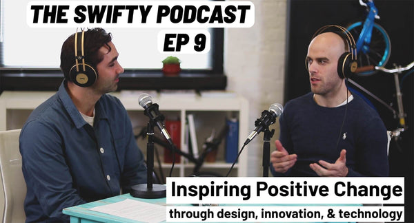 The Swifty Podcast Ep #9 - Brazilian Jiu Jitsu, Cryotherapy and Business Tips with Adam Adshead of Factory BJJ