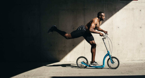 A Scooter for Taller and Heavier Riders | Q+A with Toby Olubi