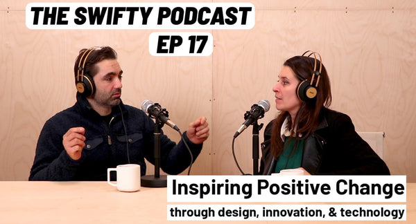 The Swifty Podcast #17- 2020 Updates and Discussing the Legalisation of E-scooters in the UK