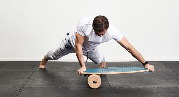 Swifty's Top Balance Board Exercises For Everyone From Beginners to Pros