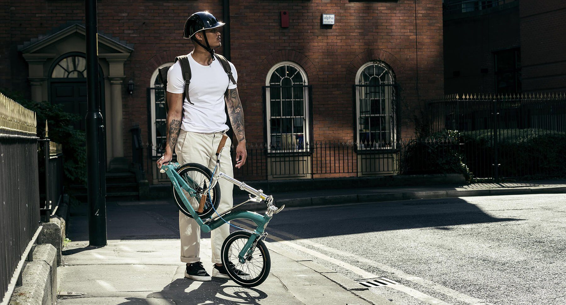 Urban folding adult commuter scooter