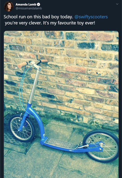 school run scooter, commuting scooter, adult push scooter