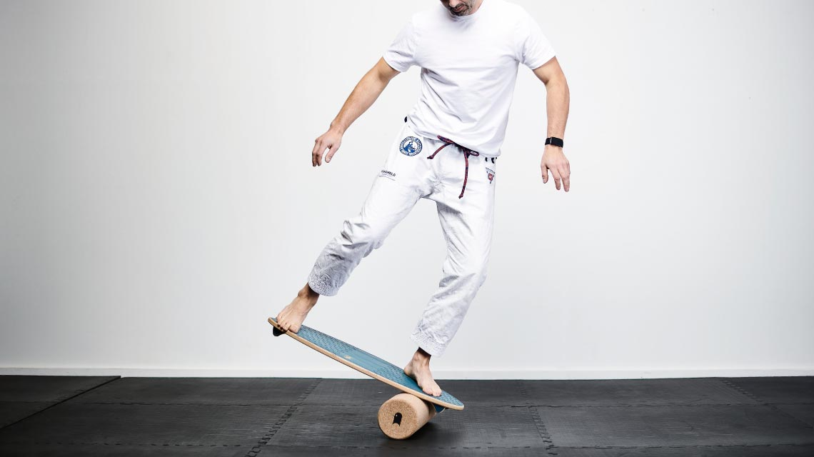 Swifty Balance Board - KEEP YOURSELF ACTIVE DURING THE DAY