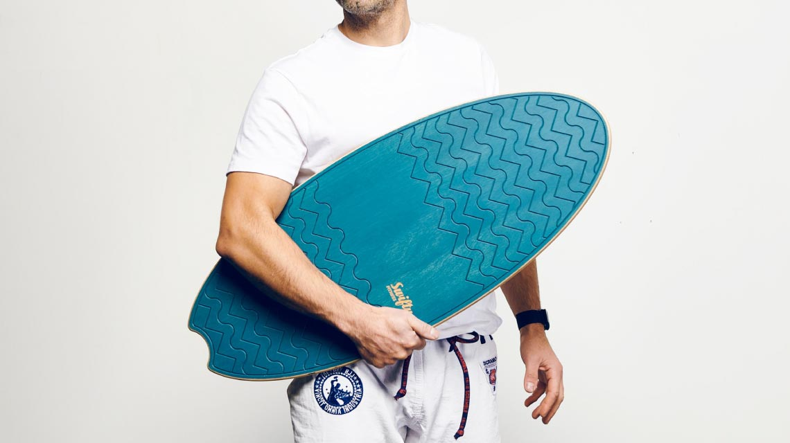 Swifty Balance Board - NOT JUST FOR SURFERS