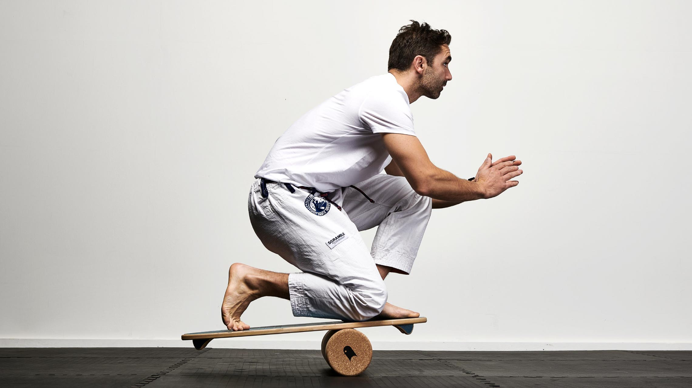 Swifty Balance Board - VARIABLE FITNESS FOR ALL LEVELS