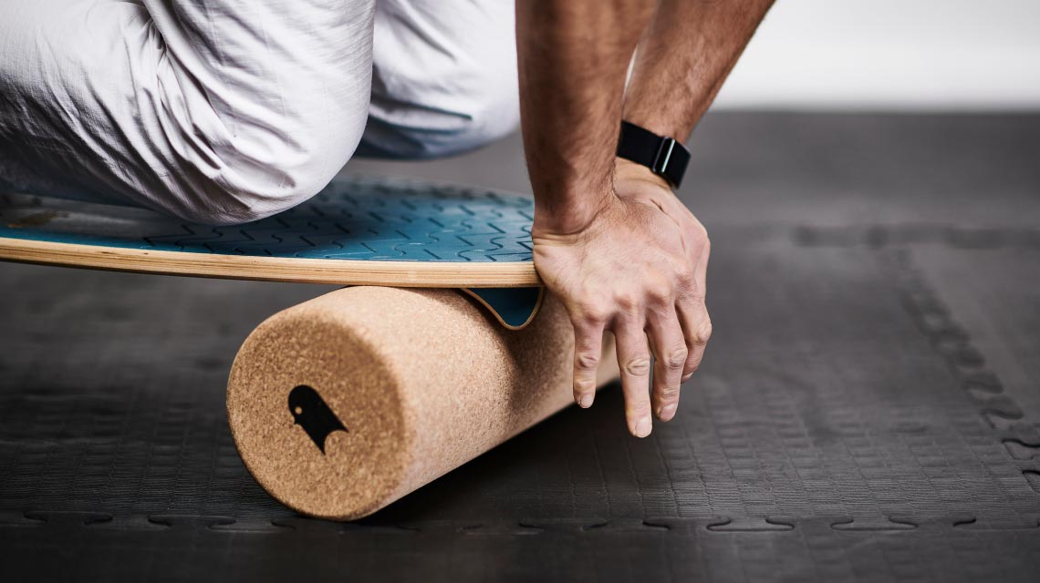 Swifty Balance Board - ACTIVATES MORE THAN JUST YOUR MUSCLES