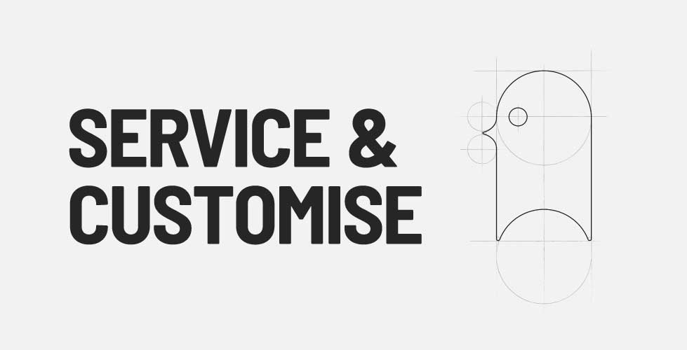 Service & Customise adult scooter