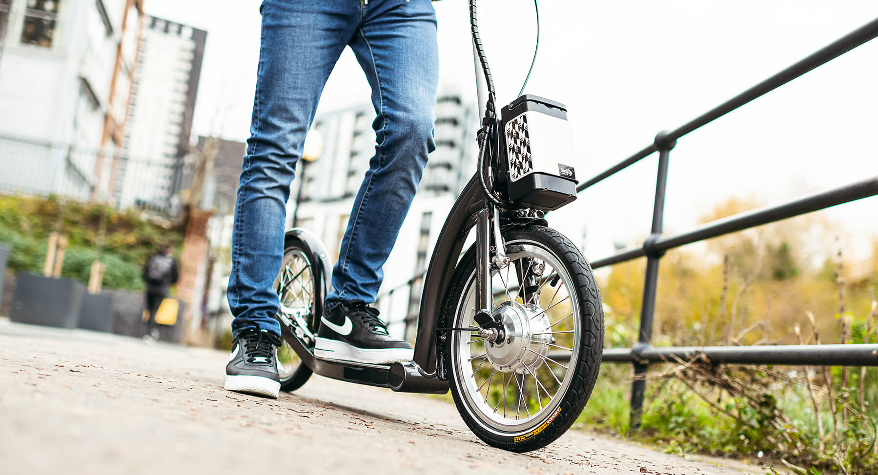best scooter for tall riders, best scooter for 6 feet tall, scooter tall rider