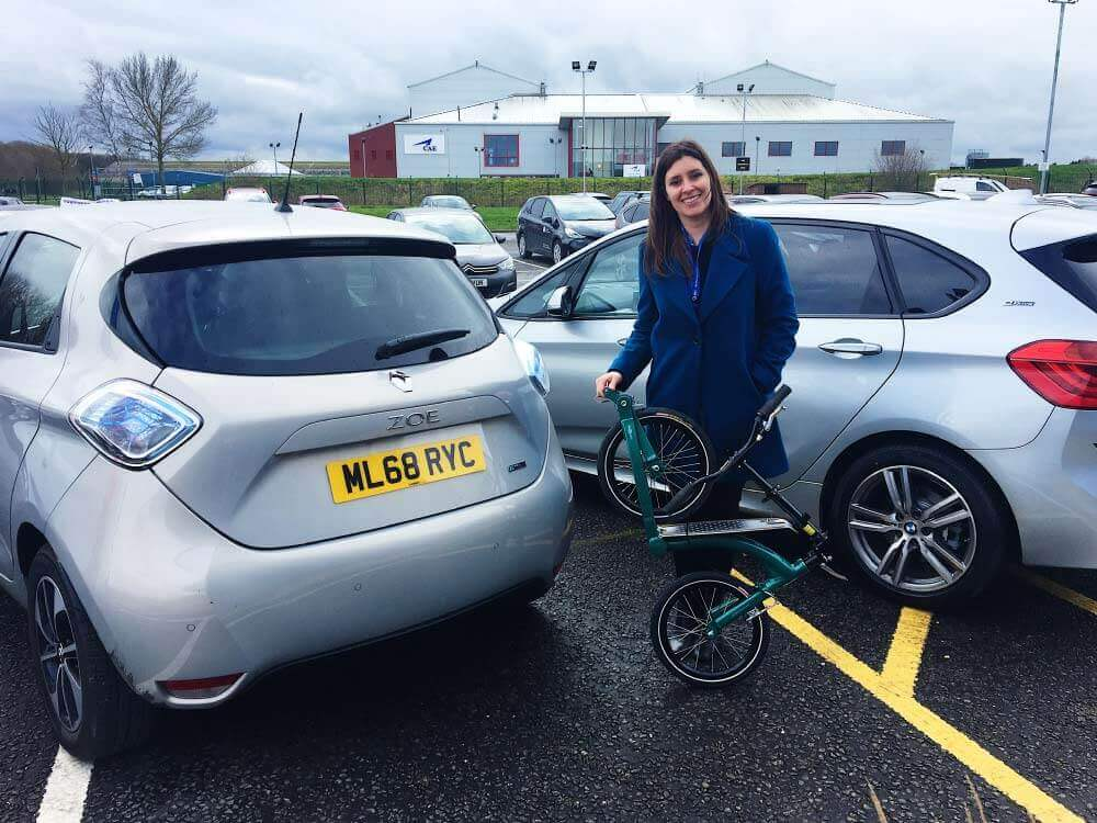 renault zoe electric car, swifty scooters folding adult scooter with big wheels
