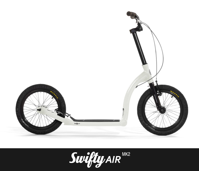 adult scooter, dirt scooter, adventure scooter with big wheels