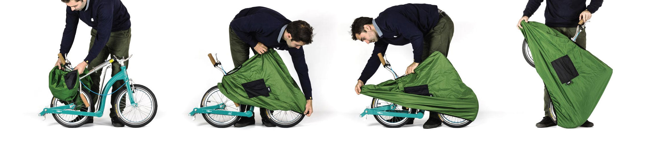 Light Weight Cover - SwiftyONE, foldable scooter cover