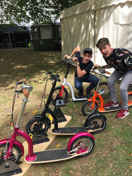 max and harvey scooter, bets scooter for kids