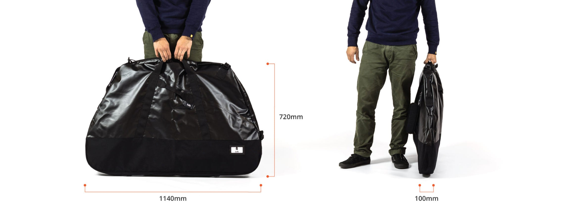 Protective Bag Dimensions, adult scooter bag