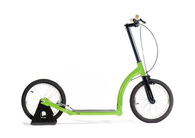 adult scooter, swiftyzero, fitness scooter, exercise scooter, scooter with big wheels