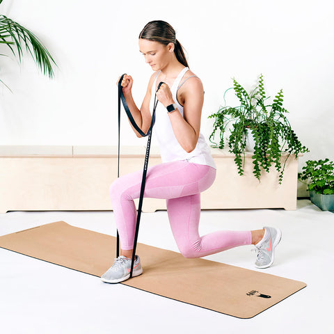 resistance band arms, resistance band arm workout