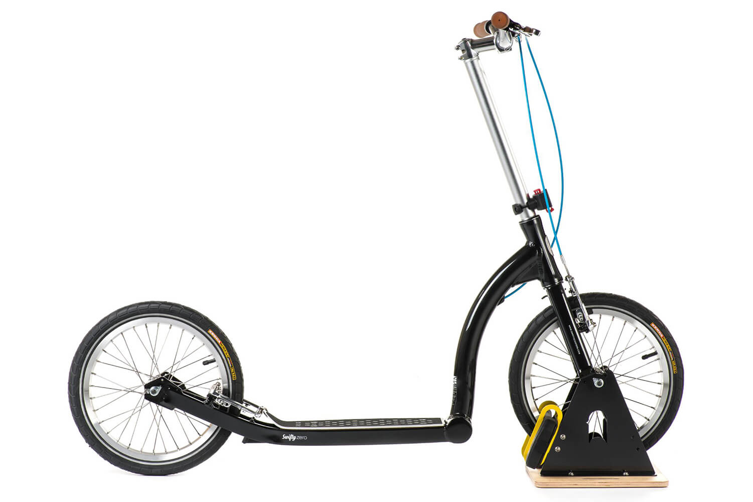 big wheel scooter, adult scooter, foot bike