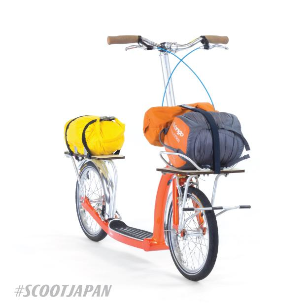 adult scooter with big wheels, long distance scooter, custom kick scooter japan