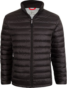 Tracker Superlight Down Jacket dunjakke, sort