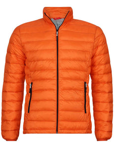 Tracker Superlight Down Jacket dunjakke, oransje