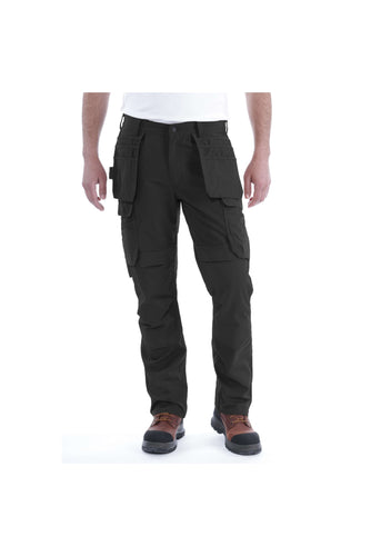 Carhartt Emea Rugged Flex® Steel Multi Pocket Pant arbeidsbukse, svart