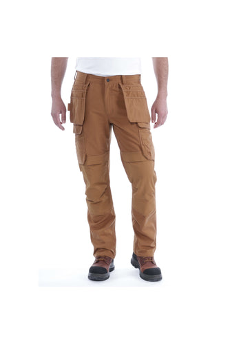 Carhartt Emea Rugged Flex® Steel Multi Pocket Pant arbeidsbukse, brun
