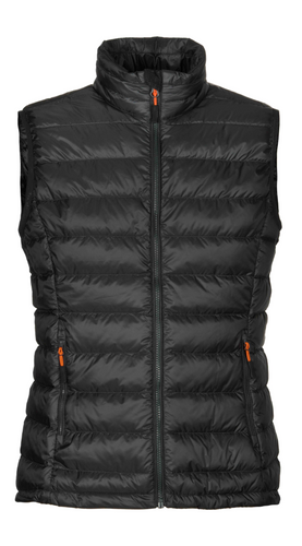 Tracker Superlight Down Vest dunvest, koksgrå