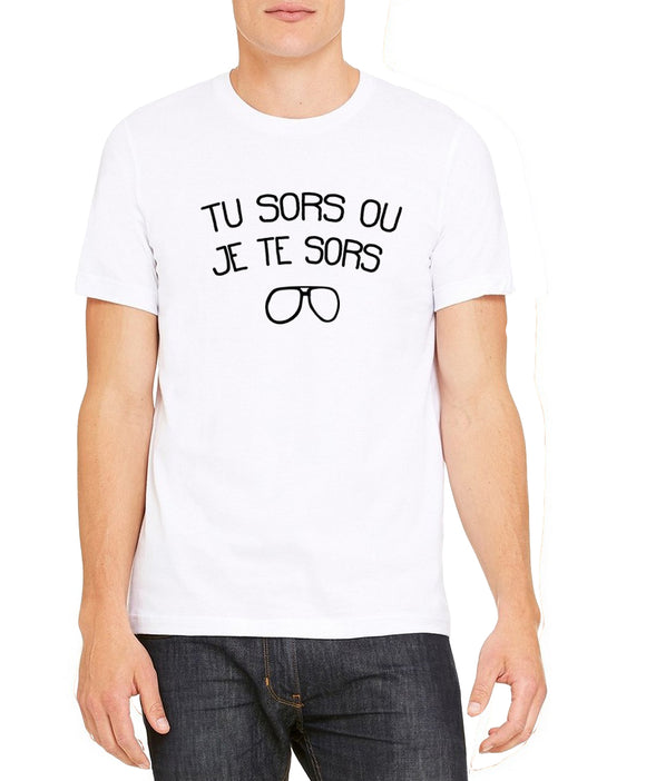 T-Shirt Blanc REPLIKAA