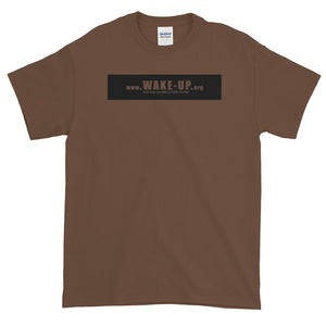 WAKE-UP.org Bible Prophecy Tees - Christian Store T-Shirt